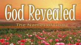 God Revealed - PT 1