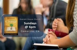 Bible Study: Effortless Change - PT 4